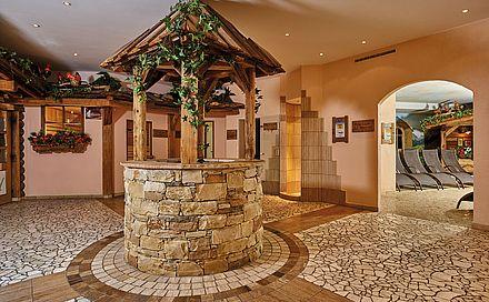 Freizeit Arena Sölden mit Sauna