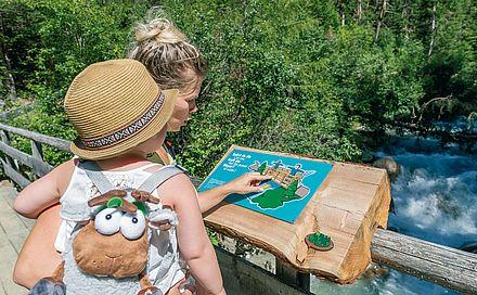 Wandern mit Kinder im Ötztal