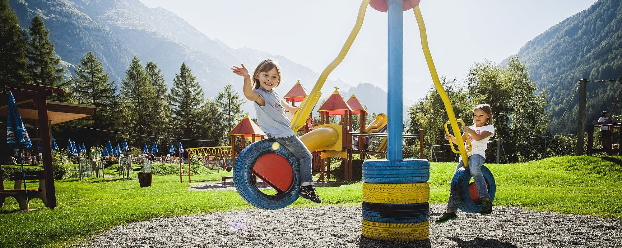 Erlebnis-Funpark in Huben
