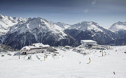 Skigebiet Giggijoch Sölden